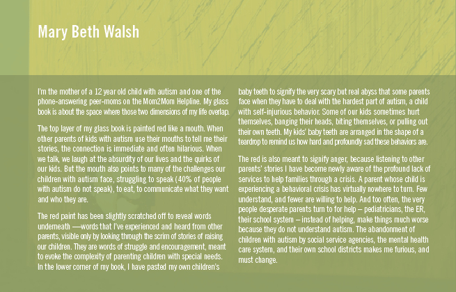 Mary Beth Walsh